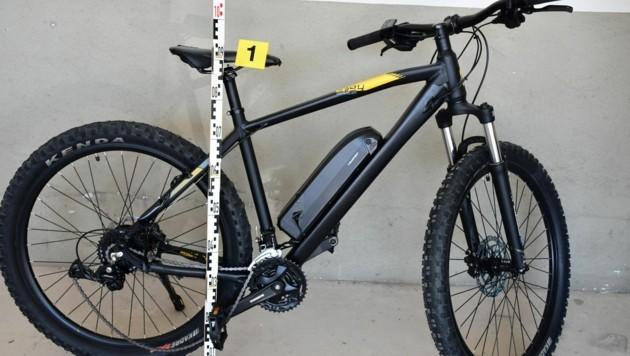 Dieses E-Bike Prophete Graveler 650b sucht noch seinen Besitzer (Bild: LPD Burgenland)