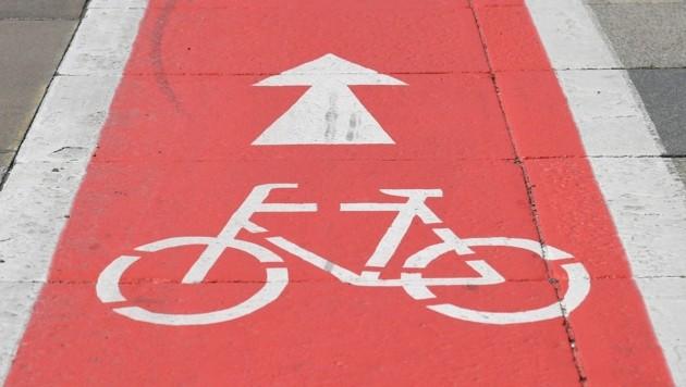 Mti dem Land wurde jetzt auch ein neuer Radweg paktiert. (Symbolbild) (Bild: P. Huber)