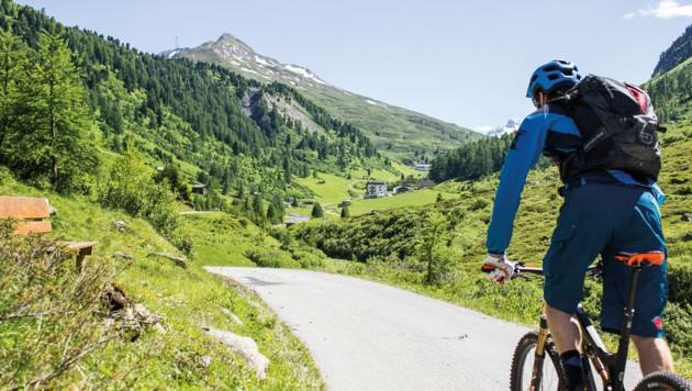 (Bild: Tourismusverband Paznaun – Ischgl)