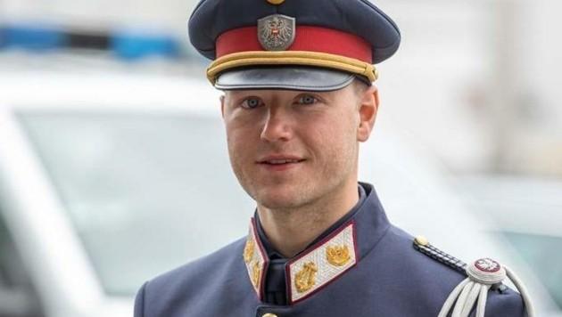 Kapellmeister Robert Wieser leitet die Polizeimusik in OÖ (Bild: LPD OÖ/Dietrich)