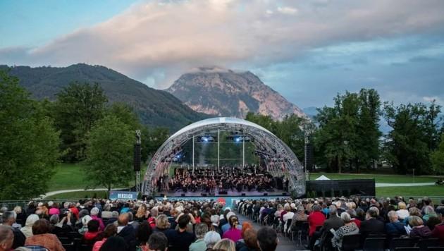 Das Live-Open-Air wurde auch in ORF III übertragen (Bild: FOTO STROBL)