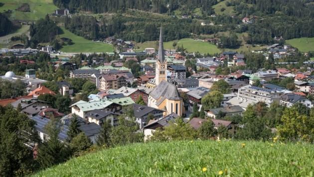 Auch in Bad Hofgastein im Pongau gibt es zurzeit keinen einzigen Bewohner, der mit Corona infiziert ist. (Bild: Gerhard Wild)