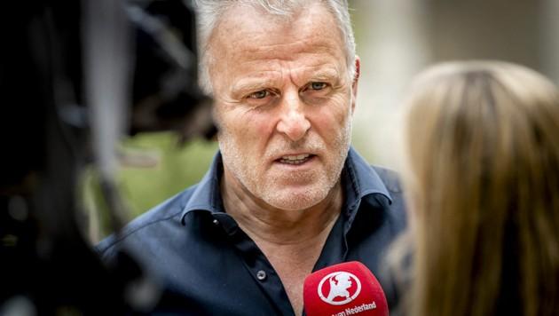 Peter de Vries (Bild: AFP/ANP/Remko de Waal)