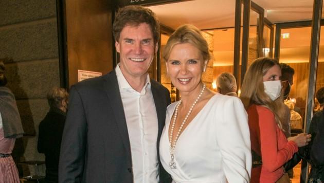 Carsten Maschmeyer mit seiner Frau Veronica Ferres. (Bild: BrauerPhotos/Wildbild-Rohrer)