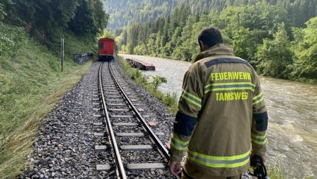 (Bild: APA/Freiwillige Feuerwehr Tamsweg)