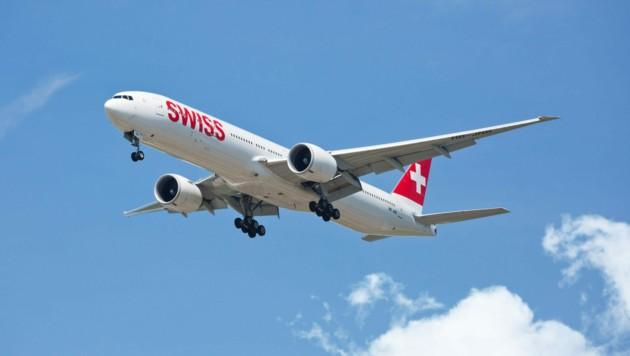 Die Schweizer Fluglinie löste den Fall nach unserer Anfrage (Bild: ©Carlos Yudica - stock.adobe.com)
