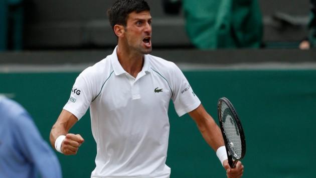Novak Djokovic (Bild: AFP or licensors)
