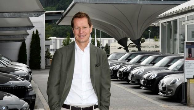 """Unterberger sieht """"keinen roten Faden"""", viele Autoteile seien aus diversen Gründen betroffen. (Bild: Fischer Andreas)"""