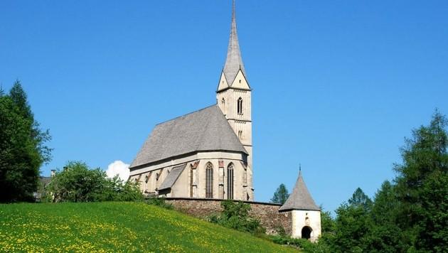 Ab 15. Juli finden jeden Donnerstag um 20 Uhr die Sommerkonzerte in der Wallfahrtskirche St. Leonhard ob Tamsweg statt. (Bild: Musiksommer St. Leonhard)