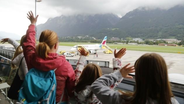 Willkommen zurück, Angehörige freuen sich (Bild: Birbaumer Christof)
