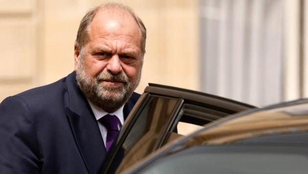 Der französische Justizminister Eric Dupond-Moretti (Bild: AFP)