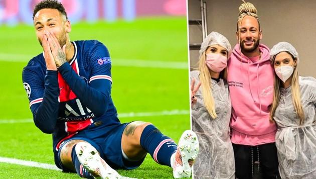 Neymar (Bild: GEPA, instagram.com/433)