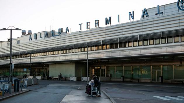 Ab sofort gibt es von Schweden aus keine Abschiebeflüge nach Afghanistan mehr. (Bild: APA/AFP/Jonathan NACKSTRAND)
