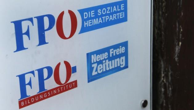 Weil die Partei durch das Freiheitliche Bildungsinstitut illegal querfinanziert wurde, muss die FPÖ eine Strafe zahlen. (Bild: APA/ROBERT JAEGER)