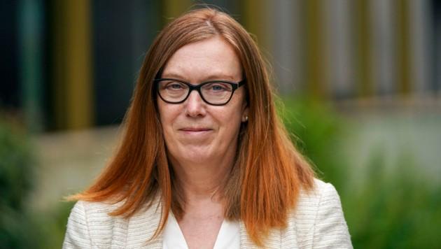 Sarah Gilbert ist die federführende Entwicklerin des AstraZeneca-Impfstoffs. (Bild: AP)