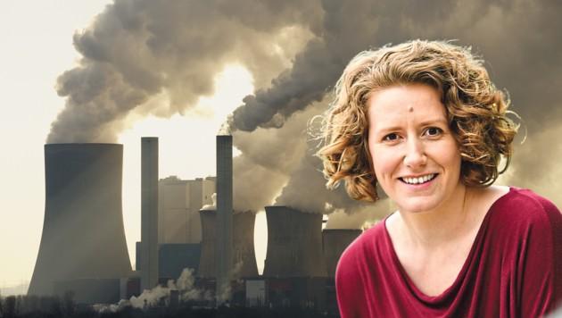 """Katharina Rogenhofer, die Mitbegründerin von """"Fridays for Future"""" in Österreich und Initiatorin des Klimavolksbegehrens, hat sich dem Kampf gegen die Klimakrise verschrieben. (Bild: Katharina Rogenhofer_Porträt: Heribert Corn/Zsolnay)"""