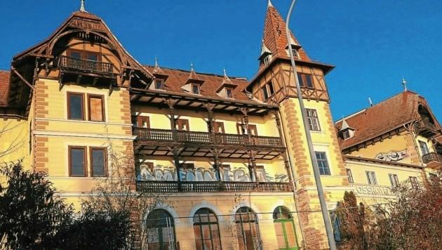 Das Schlosshotel Wörthersee könnte gerettet werden. (Bild: Uta Rojsek-Wiedergut)
