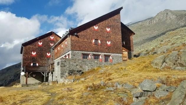 Kürsingerhütte (Bild: zVg)