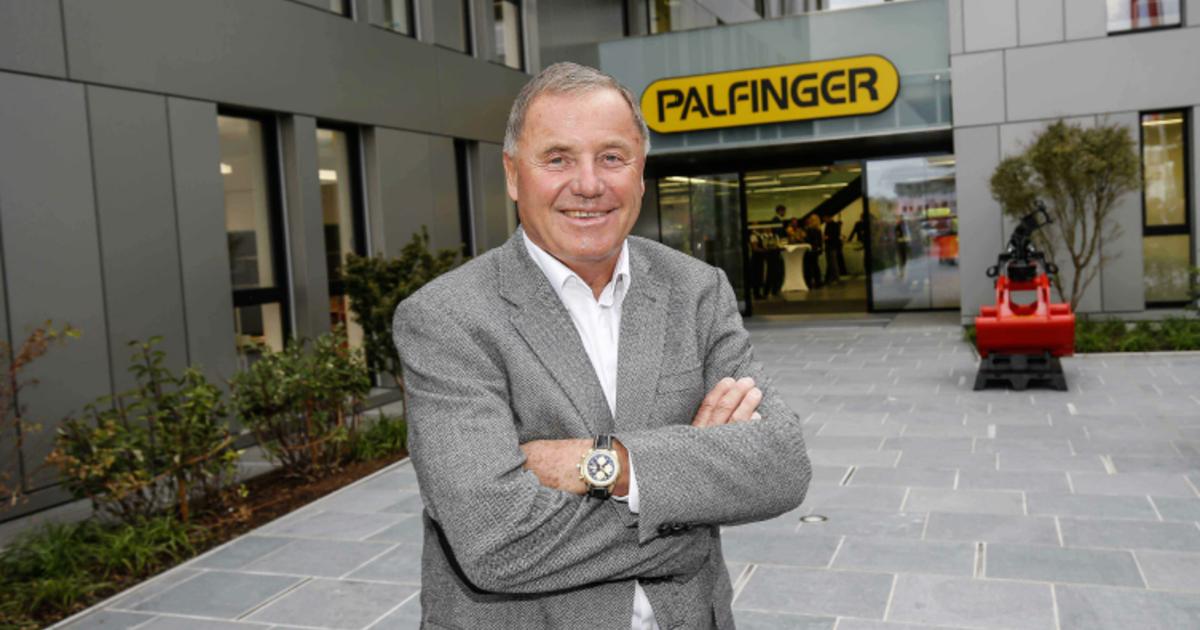 Founder died in 2020 – Palfinger property: 50 million claimed – Kronen Zeitung