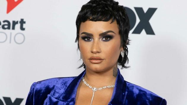 Demi Lovato (Bild: APA/Emma McIntyre/Getty Images for iHeartMedia/)