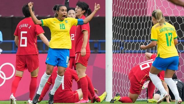 Marta (Bild: AP)