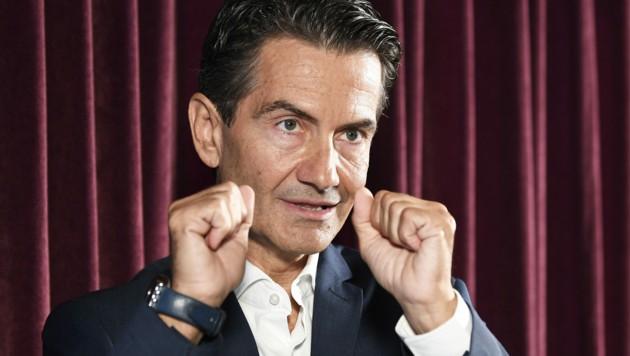 Roland Weißmann gilt als Top-Favorit für den Posten. (Bild: APA/ROBERT JAEGER)