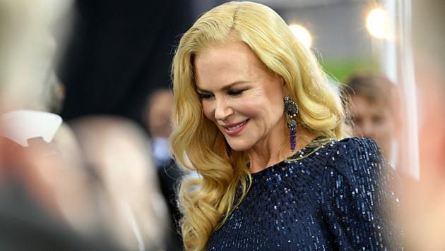 Nicole Kidman (Bild: APA/Mike Coppola/Getty Images for Turner/AFP )