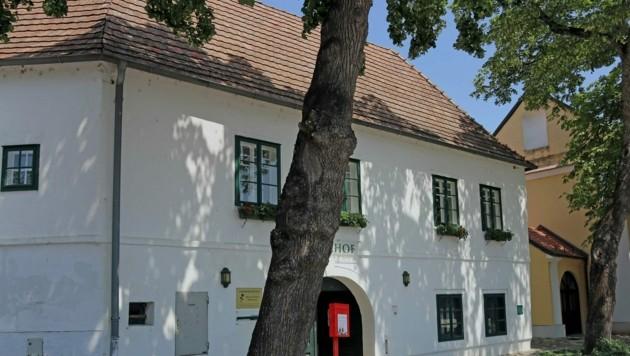 Der Meierhof wurde revitalisiert. (Bild: LMS)