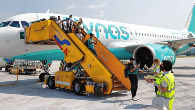 Für den Airport sind die neuen Verbindungen nach der Coronakrise ein Lichtblick. (Bild: Markus Tschepp)