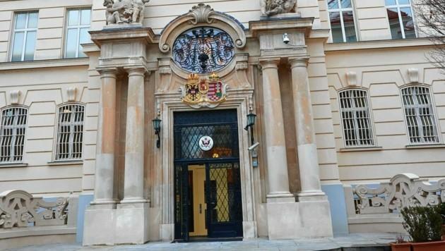 Das sogenannte Havanna-Syndrom grassierte auch in der US-Botschaft in Wien. (Bild: APA/picturedesk.com)