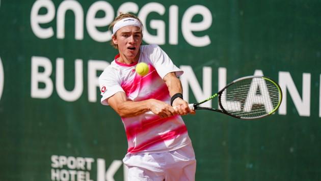 Lukas Neumayer verlor seine erste Runde in Kitzbühel. (Bild: GEPA pictures)