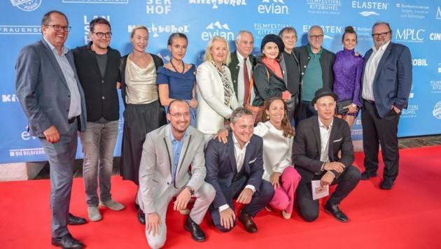 Das Team des Filmfestival Kitzbühel geht vom 23. bis 29. August in seine neunte Saison. (Bild: Hubert Berger)