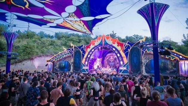 Nachwehen des Flow-Festivals sind jetzt noch zu spüren. (Bild: Sebastian Meinke)
