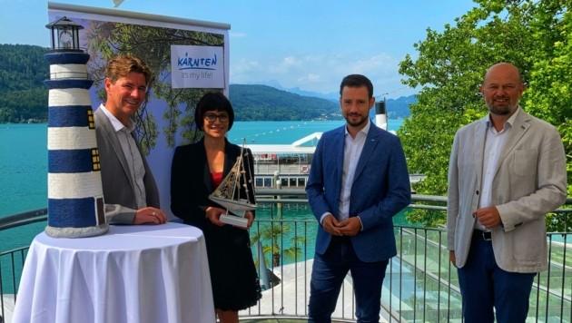 LR Schuschnig präsentierte Neuausrichtung der Tourismus-Qualitätsinitiative (Bild: Tragner Christian)