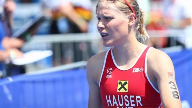 Julia Hauser (Bild: GEPA pictures)