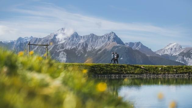 Bei der Wander-WM ist wieder traumhafte Herbststimmung am Berg zu erwarten. (Bild: miamariaknoll)