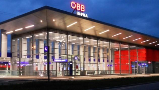 Bahnhof Attnang-Puchheim (Bild: PRIWO)