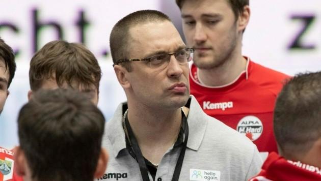 Kein Platz mehr für Risto Arnaudovski. Seine Dienste werden vom neuen Chefcoach nicht mehr benötigt. (Bild: Maurice Shourot)