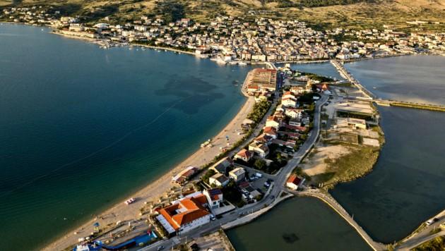 Auf der Insel Pag fand das Festival statt. (Bild: stock.adobe.com)