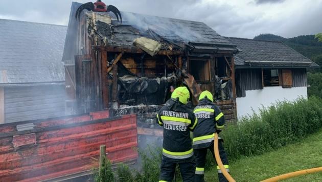 (Bild: Feuerwehr/ABI Werner Fischer)