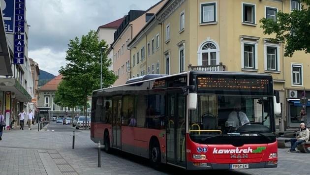 Der öffentliche Verkehr in Villach wird heuer ausgeschrieben. (Bild: Fister Katrin)