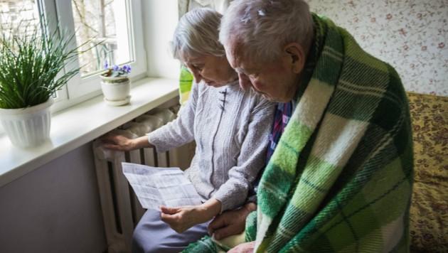 Auch Ältere sind von Armut betroffen, vor allem Frauen. (Bild: stock.adobe.com)