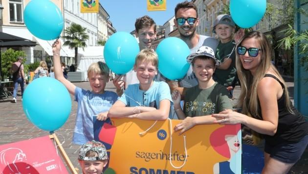 Heute gibt es in der Stadt ein großes Angebot für alle Kinder (Bild: Rojsek-Wiedergut Uta)
