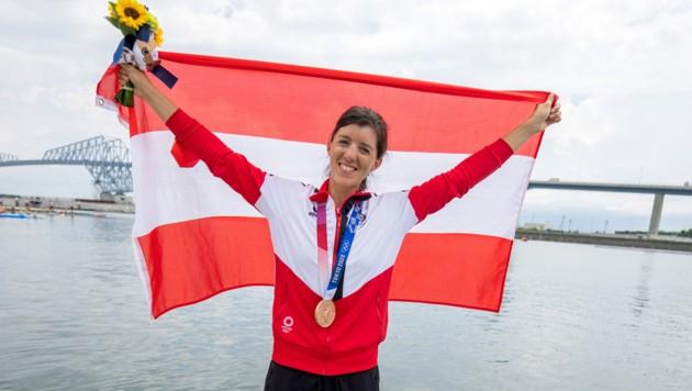 Magdalena Lobnig (Bild: APA/GEORG HOCHMUTH)