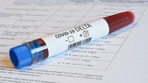 Die Delta-Variante des Coronavirus verbreitet sich so leicht wie die sehr ansteckenden Windpocken. (Bild: © Dan74 - stock.adobe.com)