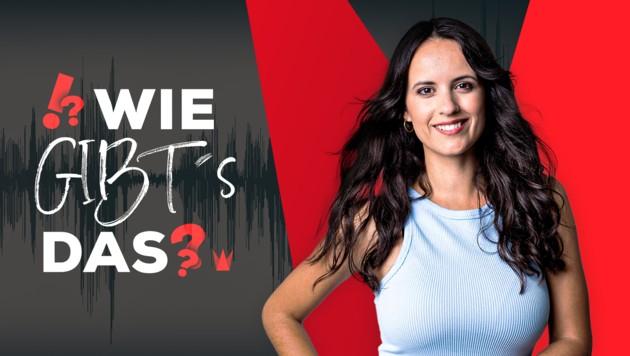 Wöchentlich gibt es hier den neuen krone.tv Podcast von und mit Annie Müller Martínez! (Bild: Diana Kopaigoara, stock.adobe.com, Krone KREATIV)