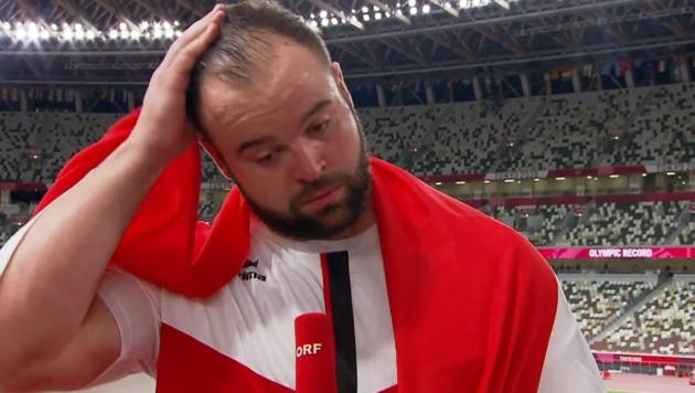 Lukas Weißhaidinger (Bild: Screenshot ORF)