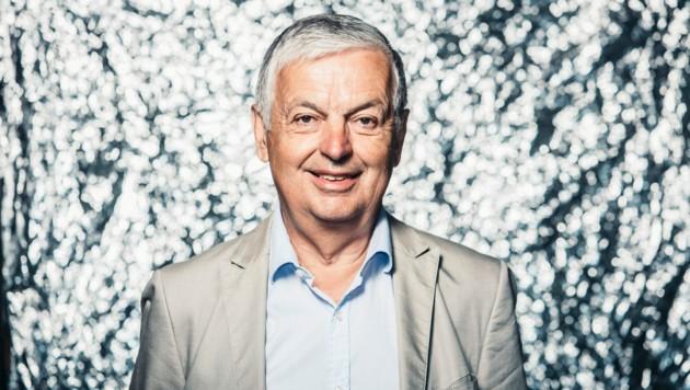"""Peter Schmid - Geschäftsführer sowohl in der """"inatura"""" als auch am Vorarlberger Landeskonservatorium (Bild: Mathis Fotografie )"""