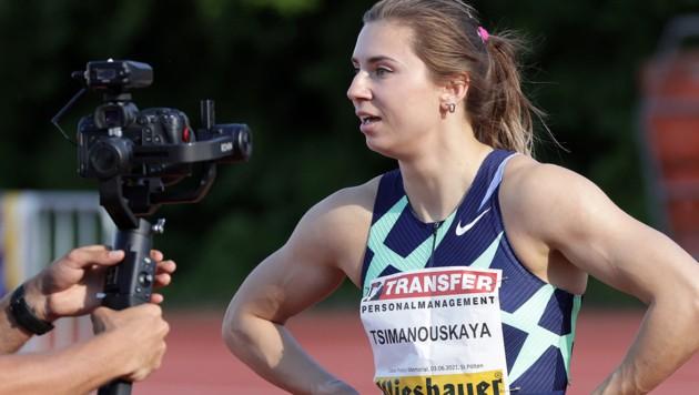 Kristina Timanowskaja (Bild: GEPA)