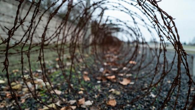 Im KZ Sachsenhausen waren zwischen 1936 und 1945 mehr als 200.000 Menschen inhaftiert. (Bild: John MACDOUGALL / AFP)